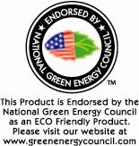 Final Flat Roof (FFR) - Green Energy Council Endorsement - Read More!